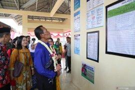Bupati resmikan Rumah Dataku Desa Pandan Sari