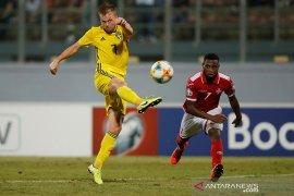 Kualifikasi Piala Eropa - Swedia cukur Malta, Rumania berjaya di Kepulauan Faroe