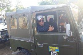 """Pemkab Kediri optimalkan wisata """"off road"""" di Gunung Kelud"""