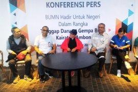 BUMN pastikan berpartisipasi dalam pemulihan pascagempa di Maluku