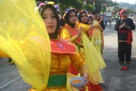 "Hari Jadi Kota Tanjung Selor lestarikan budaya  ""Kuntaw"" dan ""Mamanda"""