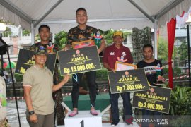 Tim dayung Kota Pontianak sabet Piala Pangdam XII/Tpr