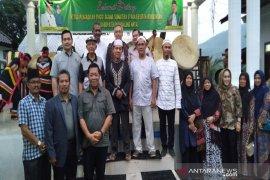 Persatuan Saroha Malaysia silaturrahmi dengan Bupati Madina
