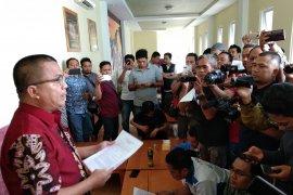 Denny Indrayana maju calon gubernur Kalsel