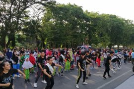 Indonesia Menari 2019  rangkul 1.000 pemerhati tari