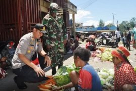 Pascapenikaman warga, Polisi klaim situasi Wamena kondusif