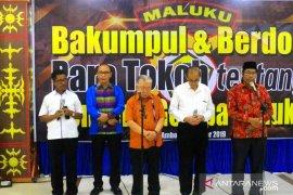 Polda Maluku gelar doa bersama sikapi gempa
