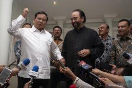 Soal masuk koalisi Jokowi, Prabowo Subianto: Gerindra utamakan kepentingan nasional