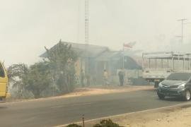 Kabut asap akibat karhutla landa wilayah Mesuji Page 3 Small