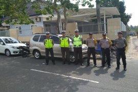 40 personel Polres Bangka jaga Gereja
