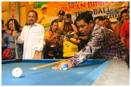 160 peserta ikuti Festival Biliar Paman Birin Cup 2019