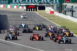 Mercedes juara konstruktor Formula