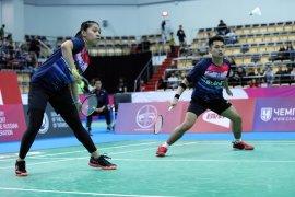 Leo/Indah tampil kurang maksimal di final WJC 2019