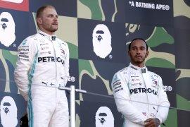 Bottas tak akan menyerah rebut juara F1 2019