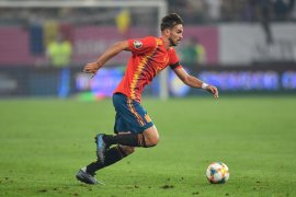 Madrid tarik Fabian Ruiz dari Napoli awal  tahun depan