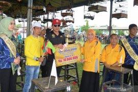 1.500 peserta ramaikan Festival Burung Berkicau