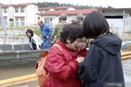 Korban tewas akibat topan di Jepang jadi 58