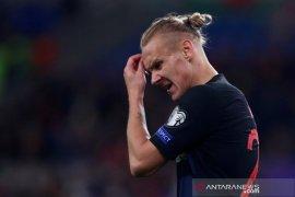 Kualifikasi Grup E Piala Eropa 2020, posisi Kroasi tak aman
