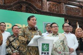 Ketum Gerindra Prabowo lanjutkan safari politik temui Ketum Golkar Airlangga Hartarto