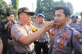 Polisi Kediri dilarang pelihara kumis, ini alasan Kapolres