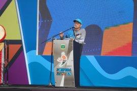 Gubernur Banten: Pospeda ajang gali potensi santri berbagai bidang