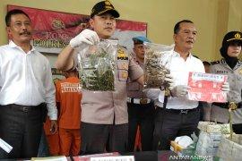 Polres Bogor Kota berhasil ungkap 17 kasus narkoba