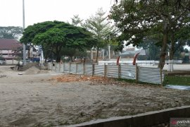 Jadi Taman Air mancur Tanah Datar berencana sulap Lapangan Cindua Mato