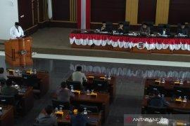 Wali Kota Bogor serahkan tiga draft Raperda ke DPRD