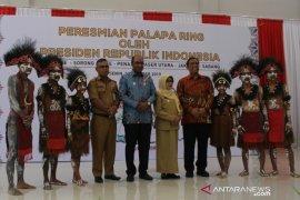 Pemprov Papua Barat berharap fiber optik diperlebar hingga distrik