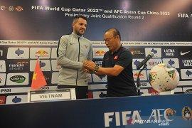 Jelang laga Indonesia - Vietnam kualifikasi Piala Dunia