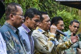 Mantan cawapres Sandiaga siap berikan masukan dari luar pemerintahan