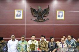 MPR putuskan pelantikan Jokowi-Ma'ruf Amin digelar pukul 14.30 WIB
