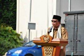 Di Sulbar Polri/TNI dan ASN doa bersama untuk keutuhan NKRI