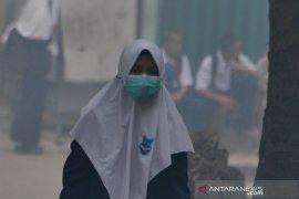 Siswa Sekolah di Palembang diliburkan karena kabut asap Page 3 Small