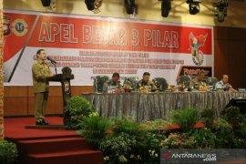 Wagub Kalbar minta masyarakat jaga kondusifitas jelang pelantikan Presiden