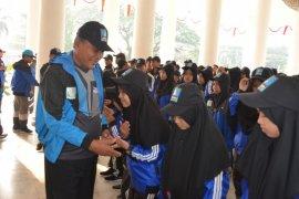 Atlit Kabupaten Serang optimis raih juara umum Pospeda Provinsi