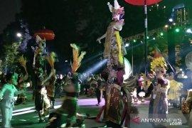 """Seniman muda Bali pentaskan """"Candra Bhawa"""" di Pekan Kebudayaan Nasional (video)"""