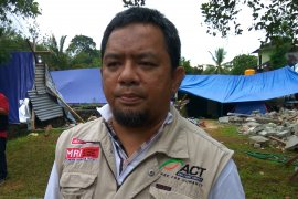 ACT beri layanan medis keliling bagi pengungsi gempa Ambon