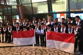 Timnas Indonesia U-12 peringkat empat Piala Dunia Danone 2019