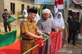Bupati HSS hadiri syukuran kelas baru santriwati Ponpes Dalam Pagar