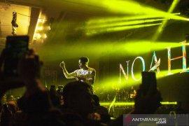 Grup band  Noah menghentak penonton di Ambon