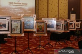ASN Pemprov Babel sumbang Rp100,8 juta untuk bencana Ambon