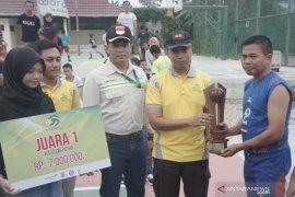 Berkat Nasdem, HST kembali juara lomba Voli se-Banua Anam