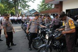 Polda Malut salurkan 45 kendaraan operasional Bhabinkamtimbas