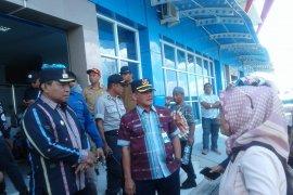 Sebanyak 111 pengungsi konflik Wamena tiba di Pelabuhan Murhum Baubau