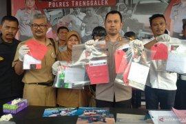 Polres Trenggalek gagalkan penyelundupan 16 ribu benur ke Jakarta