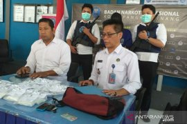 Tim gabungan BNN berhasil amankan 1,8 kilogram sabu