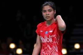 Gregoria tantang Intanon di Malaysia Masters