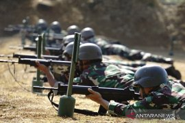 Latihan gabungan pasukan TNI Page 1 Small