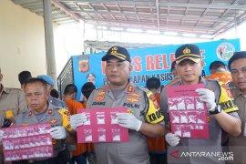 Satu pekan 10 terduga bandar narkoba ditangkap di Cianjur